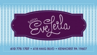 Salon EveLeila Logo
